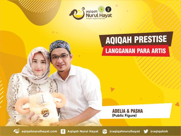 aqiqah bersama pasha dan adel