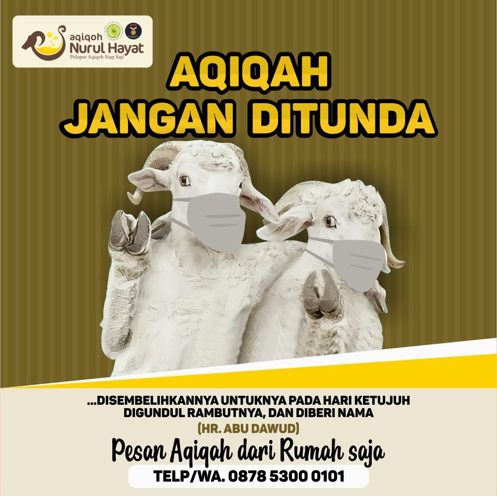 Jangan Tunda Aqiqah Bandung